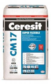 Klijai plytelėms Ceresit CM17 Super Flexible, 25kg