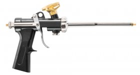 Pistoletas PROFI PU montažinėms putoms, (2060-240034)