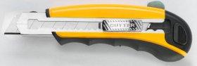 Peiliukas PREMIUM 18mm, laužoma geležte + 6 geležtės, *29*, (0510-291800)