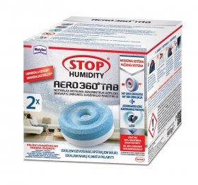 Tablėtės sugėrėjo Stop HUMIDITY TAB AERO 2vnt x 450g