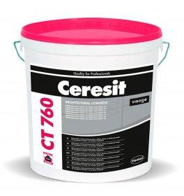 Tinkas Ceresit Visage CT760 (betono imitacija), 20 kg