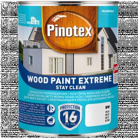 Dažai Pinotex Wood Paint Extreme, BM bazė (tonuojama), 0.95 l