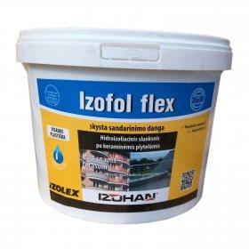 Hidroizoliacija IZOFOL Flex, 4kg, (100)