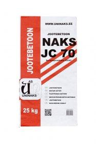 Betonas JOOTEBETOON C70, montažo darbams, 25kg (42)