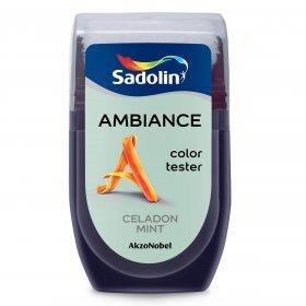 Spalvos testeris AMBIANCE, CELADON MINT, 30 ml