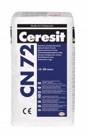 Mišinys Ceresit CN72 grindų lyginimui 2-20mm, 25kg