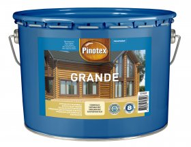 Impregnantas medienai Pinotex Grande, bespalvis, 10 l