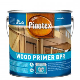Antiseptikas Pinotex Wood Primer BPR, 10l