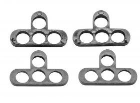Tarpikliai keraminėms plytelėms T formos,  8mm, (2040-670080)