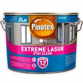 Impregnantas medienai Pinotex Extreme Lasur, baltos sp., 10 l