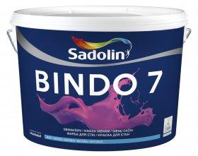 Dažai Sadolin BINDO 7, BC bazė (tonuojama), 9.3 l