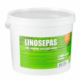 Aliejus medienai 'Linosepas', spalva - pilka, sendinta, 1ltr