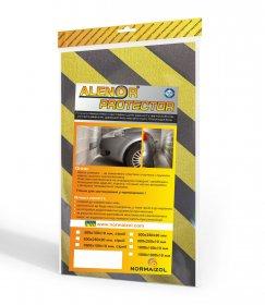 Apsauga sienai Alenor Car Protect gelt/juoda 500x250x20mm (14)