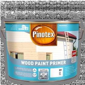 Gruntas medienai Wood Paint Primer, 10 l