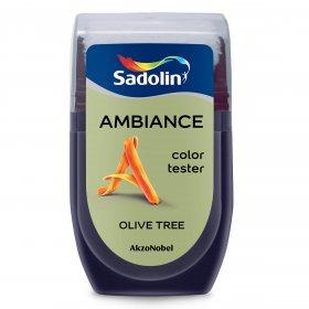 Spalvos testeris AMBIANCE, OLIVE TREE, 30 ml