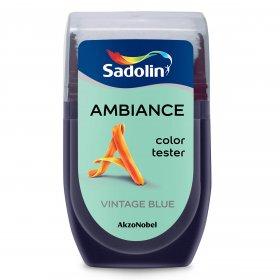 Spalvos testeris AMBIANCE, VINTAGE BLUE, 30 ml