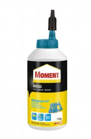 Klijai medienai Moment Waterproof, 750g