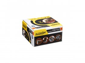 Juosta aliuminio-butilo Alenor BF 150mmx3m (RAL7024)