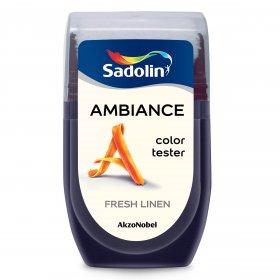 Spalvos testeris AMBIANCE, FRESH LINEN, 30 ml