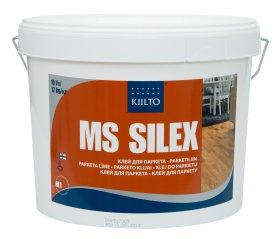 Klijai parketui MS SILEX, elastingi, 10ltr / 17kg
