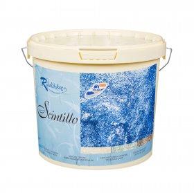 Dažai dekoratyviniai Rilak SCINTILLO, A bazė (balta), 3.6 l