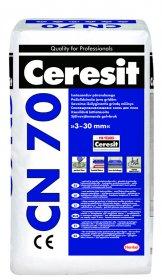 Mišinys Ceresit CN70 grindims lyginti 3-30mm, 25kg