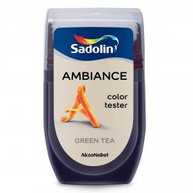 Spalvos testeris AMBIANCE, GREEN TEA, 30 ml
