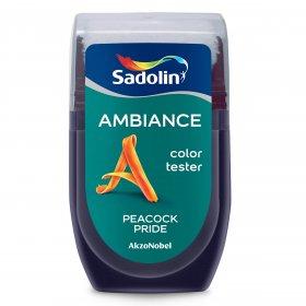 Spalvos testeris AMBIANCE, PEACOCK PRIDE, 30 ml