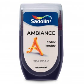 Spalvos testeris AMBIANCE, SEA FOAM, 30 ml