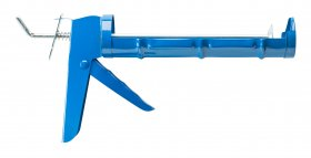 Pistoletas hermetikui mėlynas, (2050-110000)