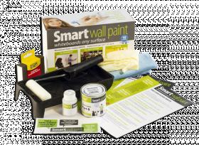 Dažai Smart Wall paint, bespalviai, 18m2