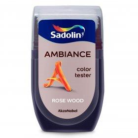 Spalvos testeris AMBIANCE, ROSE WOOD, 30 ml