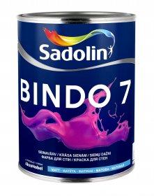Dažai Sadolin BINDO 7, BM bazė (tonuojami), 0.96 l