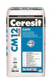 Klijai plytelėms Ceresit CM12 plus elastik, 25kg
