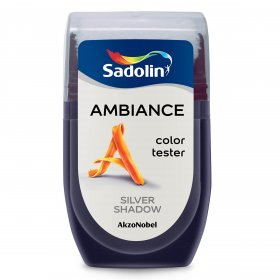 Spalvos testeris AMBIANCE, SILVER SHADOW, 30 ml