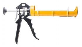 Pistoletas klijams ir hermetikams, sustiprintas, (2050-140000)