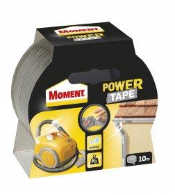 Juosta lipni Moment Power Tape, sidabrinė, 10m