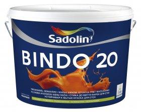 Dažai Sadolin BINDO 20, BC bazė (tonuojami), 9.3 l