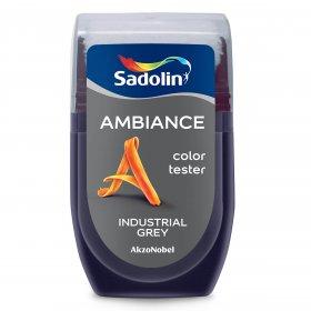 Spalvos testeris AMBIANCE, INDUSTRIAL GREY, 30 ml