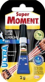 Klijai universalūs Super Moment Ultra Gel, 2g