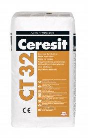 Mišinys Ceresit CT32 mūrijimui, juodas (06), 25kg