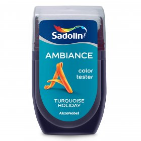 Spalvos testeris AMBIANCE, TURQUOISE HOLIDAY, 30 ml
