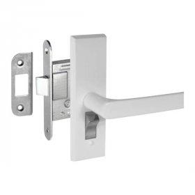 Spragtukas AC45 WC, baltas su užraktu 200Z-35824/2-WC