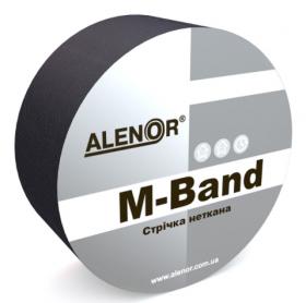 Juosta lipni Alenor M-Band 50mmx25m, juoda (24)