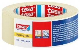 Dažymo juosta TESA, vidaus darbams (3d.), 50x19mm, (51023)