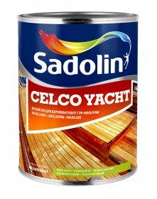 Lakas Sadolin CELCO YACHT 20, pus. matinis, 1 l