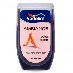 Spalvos testeris AMBIANCE, SWEET DESIRE, 30 ml