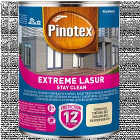 Impregnantas medienai Pinotex Extreme Lasur, timedžio sp., 1 l