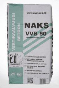 Betonas VVB50 vertikalioms siūlėms sandarinti,  25kg (42)