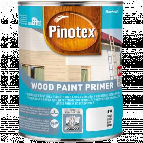 Gruntas medienai Wood Paint Primer, 1 l